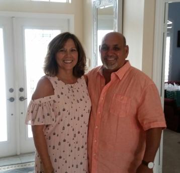 Pat & Vicki Robb, Owners